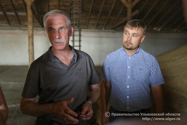 Директор элеватора в ульяновске скорости ленточных конвейеров