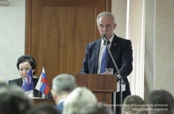 Губернатор Сергей Морозов призвал вести честную и конкурентную борьбу на предстоящих выборах регионального и местного уровня в Ульяновской области