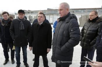 29 ноября Губернатор Сергей Морозов посетил предприятие, задействованное на содержании дорог в городе атомщиков, и провел совещание по вопросам развития муниципального образования.
