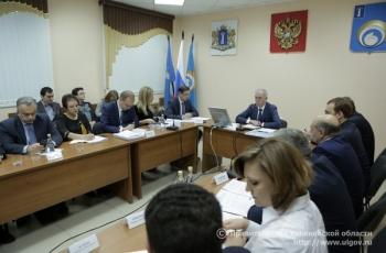 30 ноября Губернатор Сергей Морозов посетил Ульяновский район, проконтролировал качество выполненных работ в  парке «Вдохновение» и обсудил с членами Правительства планы по развитию среды прожи&#133;                                          <br/>( <a href=