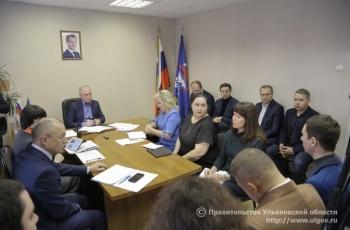 1 декабря глава региона Сергей Морозов провел прием граждан в региональной общественной приемной председателя фракции «Единой России».