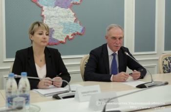 Сергей Морозов провёл встречу с делегатами VI Съезда Всероссийского Совета местного самоуправления
