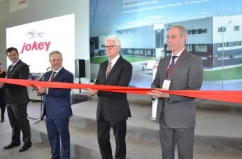 Первый в России завод немецкой компании «Джокей Пластик» открыт в Ульяновской области