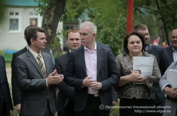 13 июня Губернатор Сергей Морозов посетил оздоровительный лагерь «Волжанка», где провел совещание по старту летней кампании.
